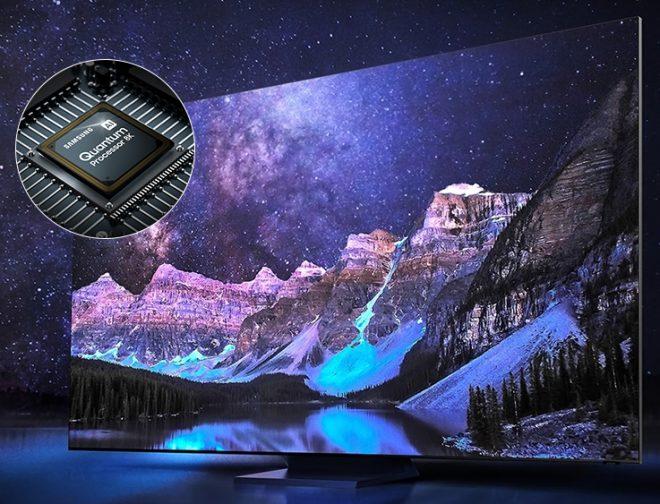 Fotos de Procesador AI Quantum: El secreto de las experiencias televisivas en las TV UHD