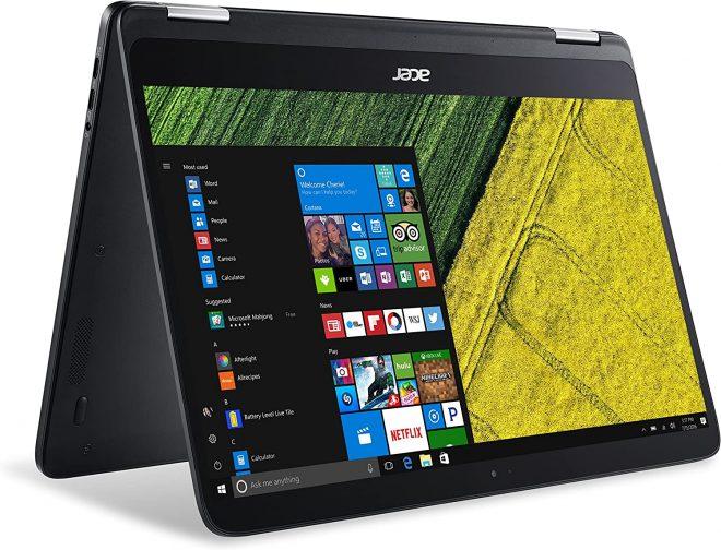 Fotos de Acer anuncia el lanzamiento global de la Spin 7 con tecnología Qualcomm Snapdragon 8cx Gen 2 5G