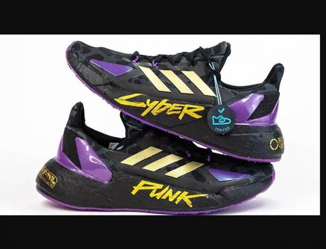 Fotos de Adidas lanzará unas zapatillas basadas en el videojuego Cyberpunk 2077