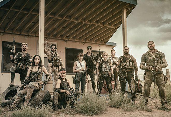 Fotos de La Película 'Army of the Dead' de Zack Snyder Tendrá Precuela y Serie de Anime
