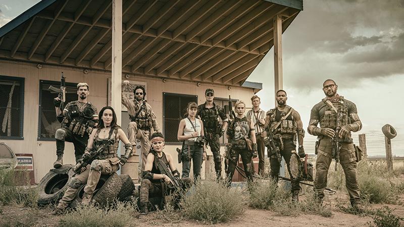 Foto de La Película 'Army of the Dead' de Zack Snyder Tendrá Precuela y Serie de Anime