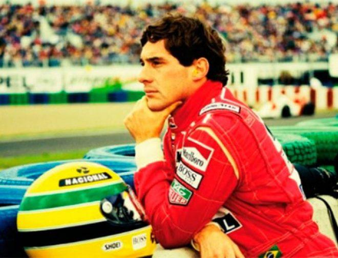 Fotos de Netflix Confirma una Serie de la Vida del Piloto Brasileño Ayrton Senna