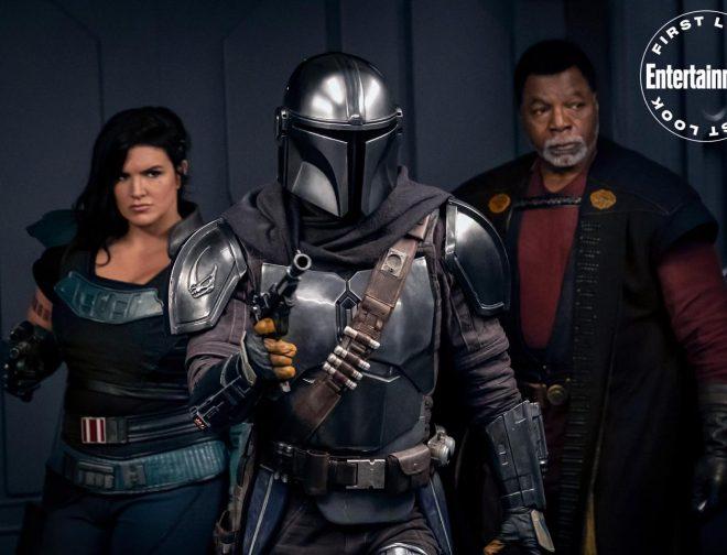 Fotos de Primeras Imágenes de la Segunda Temporada de The Mandalorian