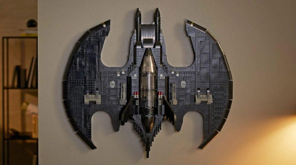 Foto de Lego Lanzará el Set del Batwing de la Película de Batman de Tim Burton