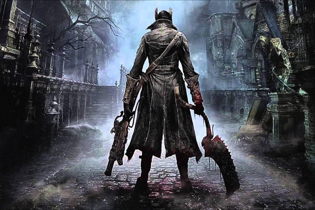 Foto de Así se vería Bloodborne sí llegará a PlayStation 5