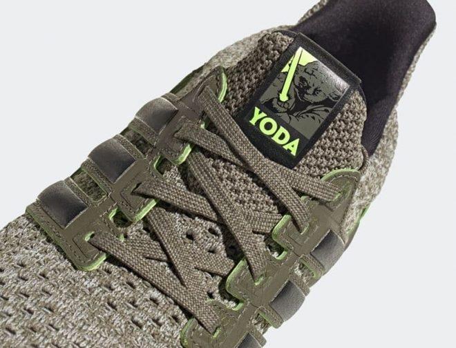 """Fotos de Se Presentan las Zapatillas Star Wars x Adidas, Ultra Boost """"Yoda"""""""