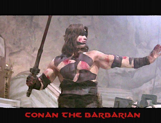 Fotos de Netflix prepara una Serie live action de Conan el Bárbaro