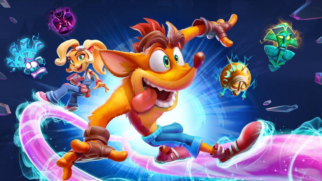Foto de Apple Tv+ ya prepara las series animadas de Crash Bandicoot y Spyro The Dragon