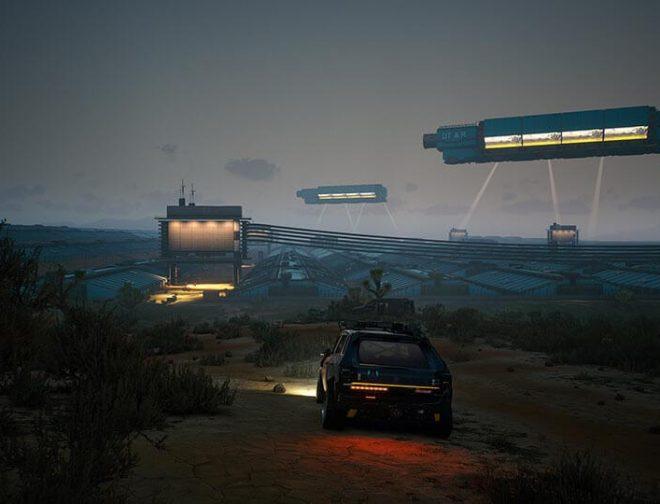 Fotos de Conozcamos más Lugares de Night City, la Ciudad de Cyberpunk 2077