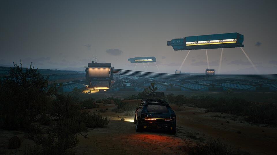 Foto de Conozcamos más Lugares de Night City, la Ciudad de Cyberpunk 2077