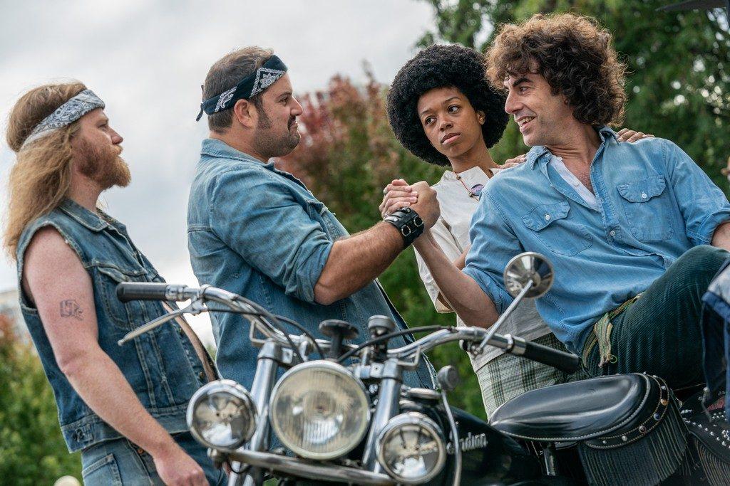 Foto de Netflix da a Conocer el Primer Tráiler y Fotos de la Película El Juicio de los 7 de Chicago