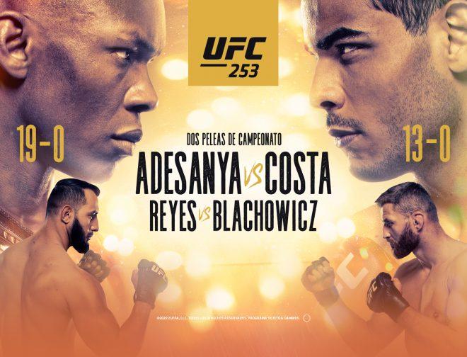 Fotos de UFC 253 regresa a Fight Island, conoce aquí la cartelera, el horario y dónde ver el evento