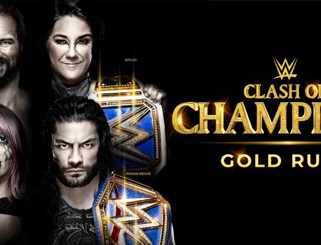 Fotos de Conoce las luchas del evento WWE Clash of Champions 2020, sus horarios y donde verlo