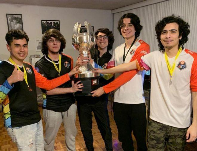 Fotos de Rainbow 7 es el campeón de la Liga Latinoamérica de League of Legends