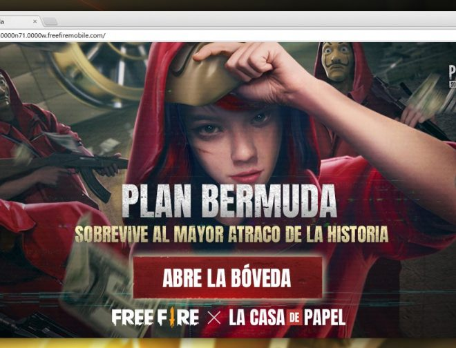 Fotos de El evento Free Fire x La Casa de Papel, ya se encuentra disponible