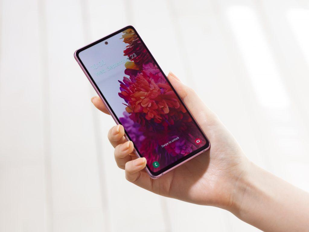 Foto de Samsung Galaxy S20 FE: los recursos favoritos de los fans de Galaxy a un precio asequible