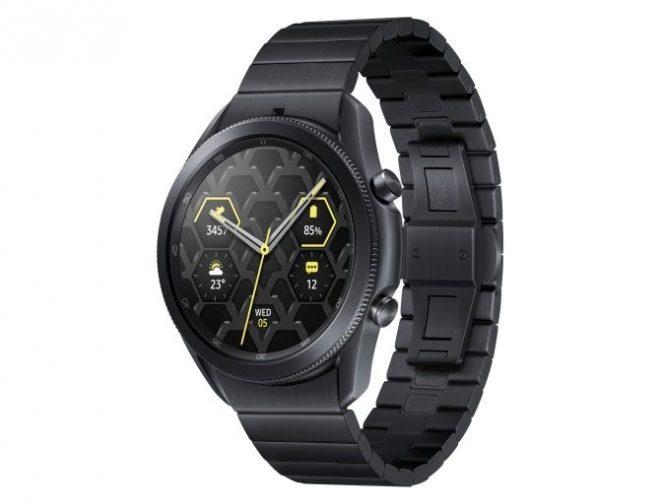 Fotos de El nuevo Galaxy Watch3 Titanium, ya se encuentra en Perú