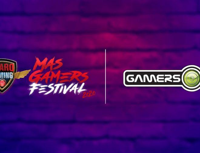 Fotos de Gamers on Colombia y MasGamers se unen en    el Claro Gaming MasGamers Festival 2020
