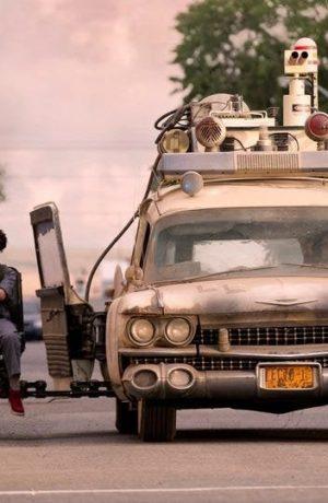 Foto de Confirmado un Modelo a Escala del Ecto-1 inspirado en Ghostbusters: Afterlife