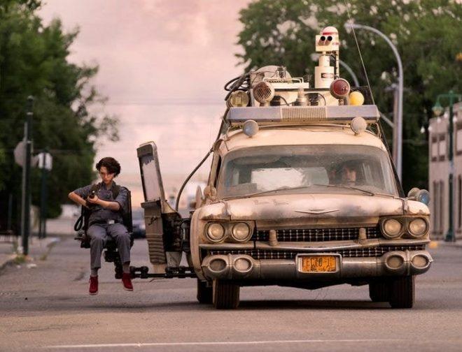 Fotos de Confirmado un Modelo a Escala del Ecto-1 inspirado en Ghostbusters: Afterlife