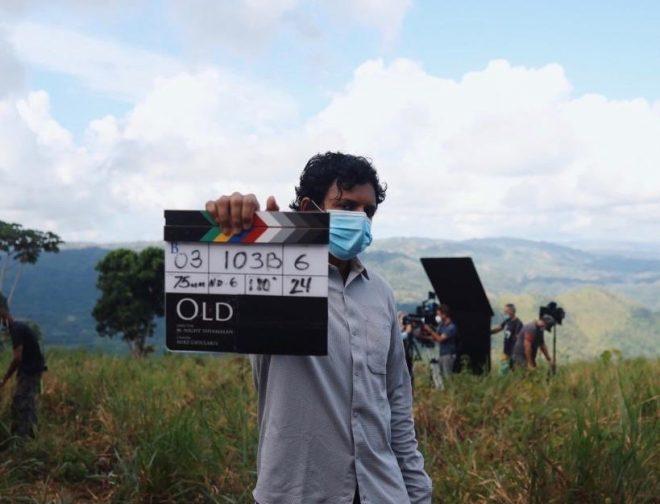 """Fotos de M. Night Shyamalan da a conocer el primer póster de """"Old"""", su misteriosa nueva película"""