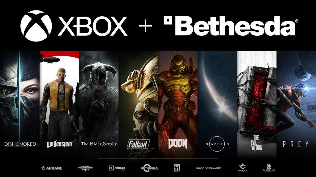 Foto de Microsoft compró Bethesda!!! Y Ahora es Dueña de Fallout, Wolfenstein, DOOM