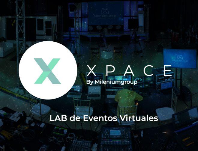 """Fotos de MileniumGroup presentó """"XPace"""", su nuevo laboratorio de eventos virtuales"""