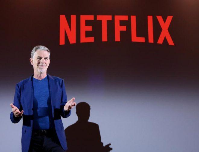 """Fotos de El CEO de Netflix Reed Hastings, Lanza el Libro """"Aquí No Hay Reglas"""" Donde Cuenta los Secretos de la Plataforma de Stream"""