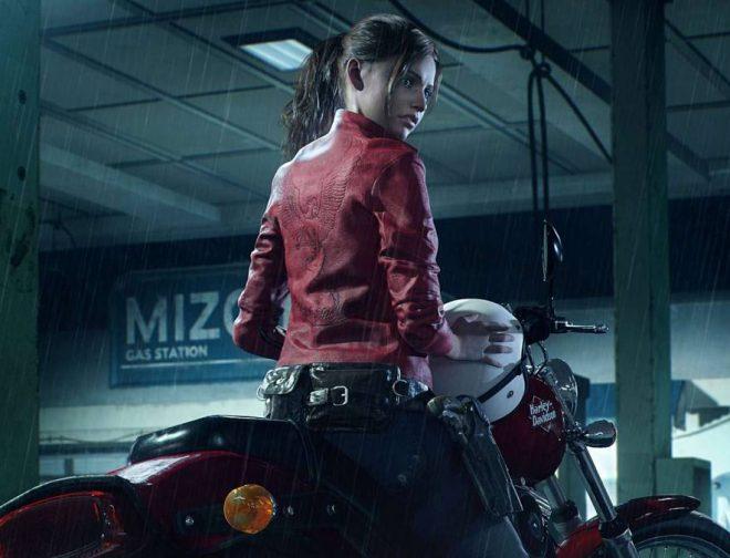 Foto de Primer Avance de Resident Evil: Infinite Darkness, Serie Animada de Netflix