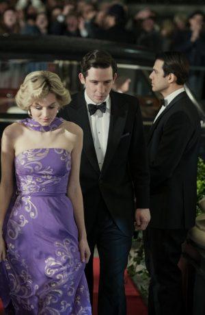 Foto de Netflix ha revelado las primeras imágenes de la cuarta temporada de The Crown