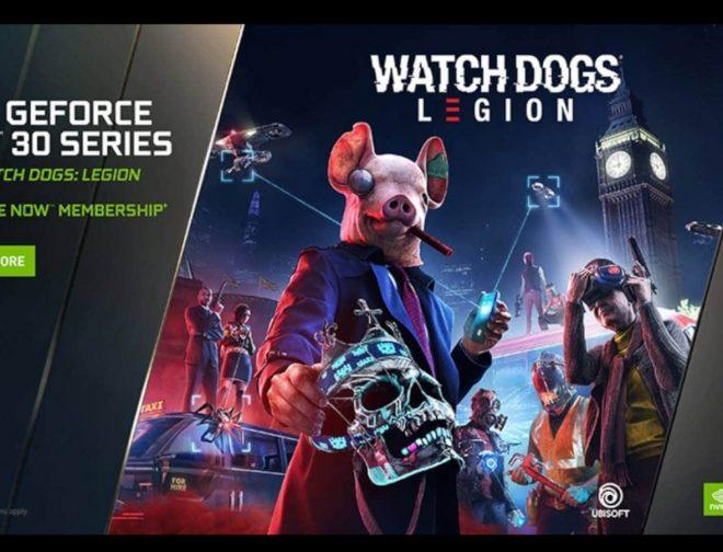 Foto de ¡Llévate Watch Dogs: Legion con la GeForce RTX Serie 30!