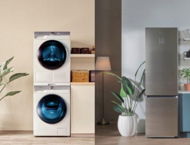 Fotos de Samsung presenta nuevos electrodomésticos inteligentes y personalizables para el hogar