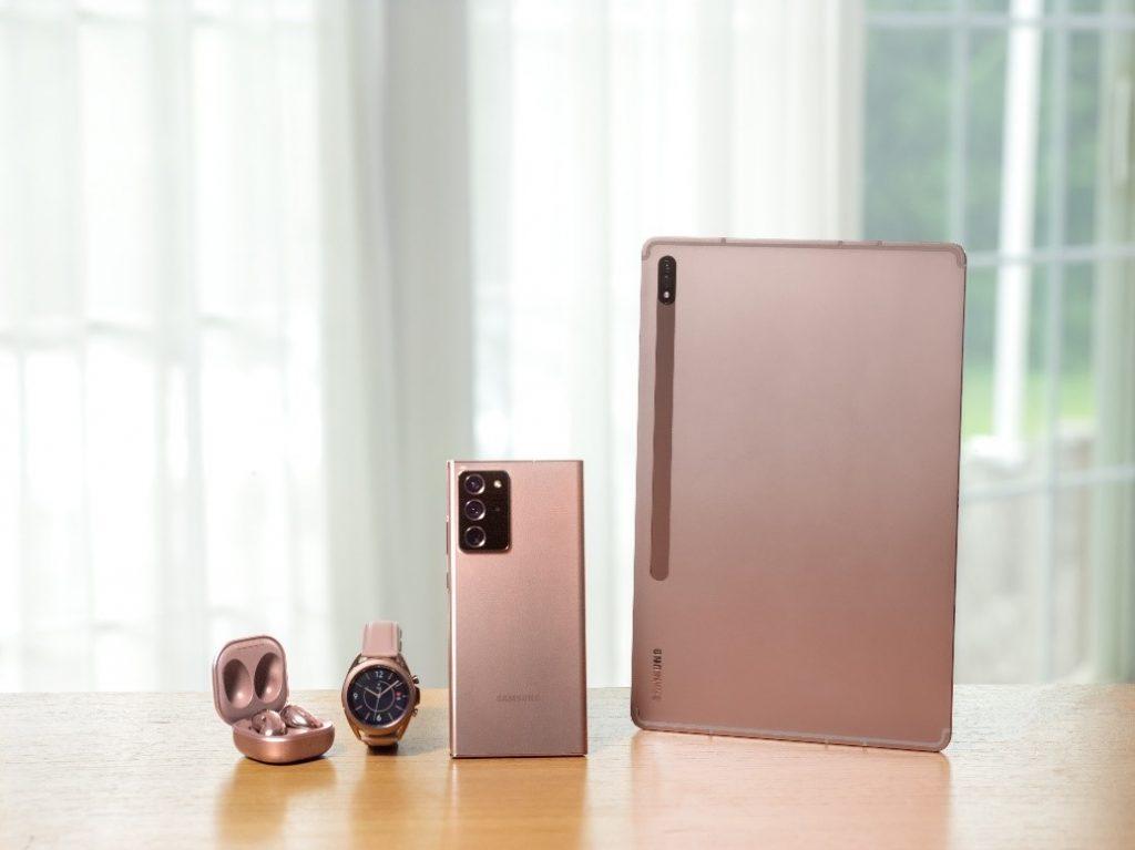 Foto de Conoce las diferencias entre el Galaxy Note20 Ultra y el Galaxy Note10 +