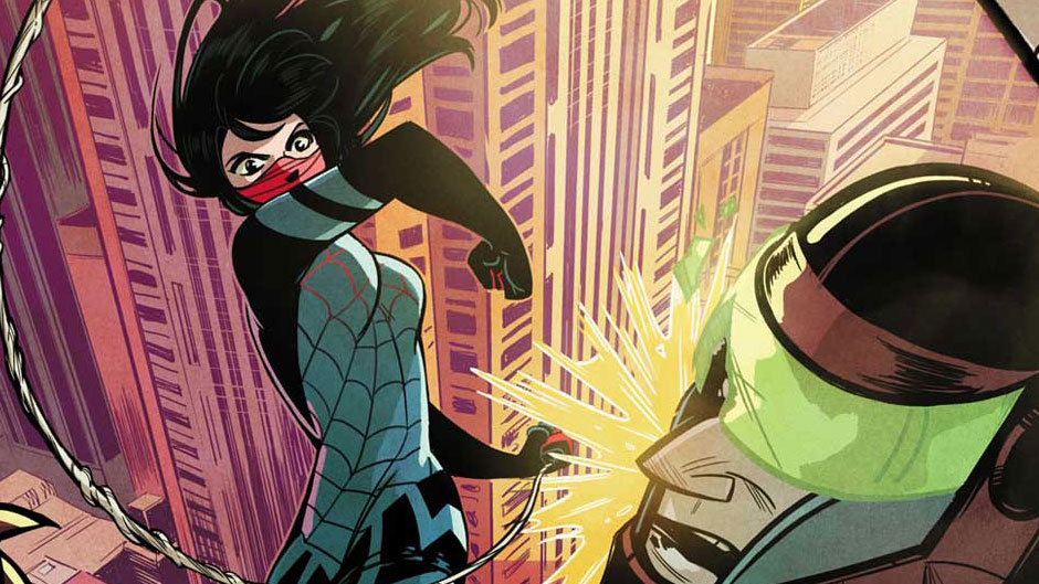 Foto de Sony ya esta trabajando en la serie live action de Silk, que sería parte del Spider-Verse