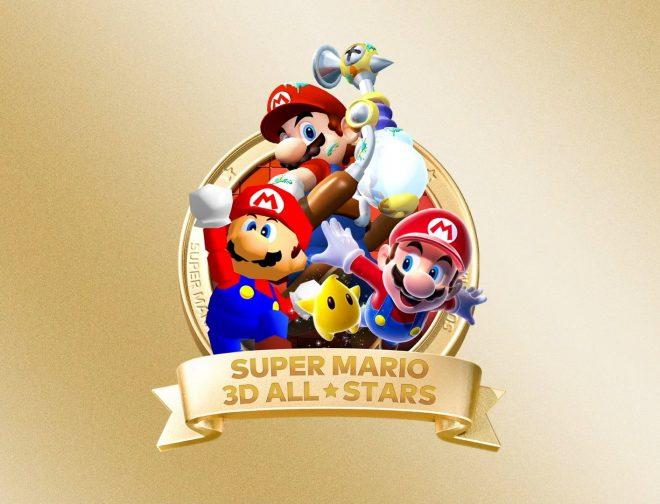Fotos de Super Mario 3D All-Stars es la estrella para el Switch en el 35 aniversario