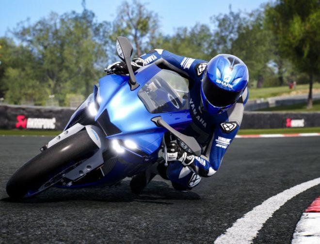 Fotos de Las Motos de Alta Competencia Llegarán a la PlayStation 5 y Xbox Series X con Ride 4