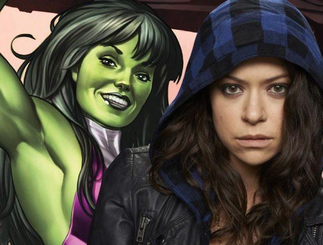 Foto de She Hulk: Tatiana Maslany será Jennifer Walters