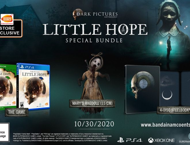 Fotos de BANDAI NAMCO ofrecerá un paquete especial de The Dark Pictures Anthology: Little Hope