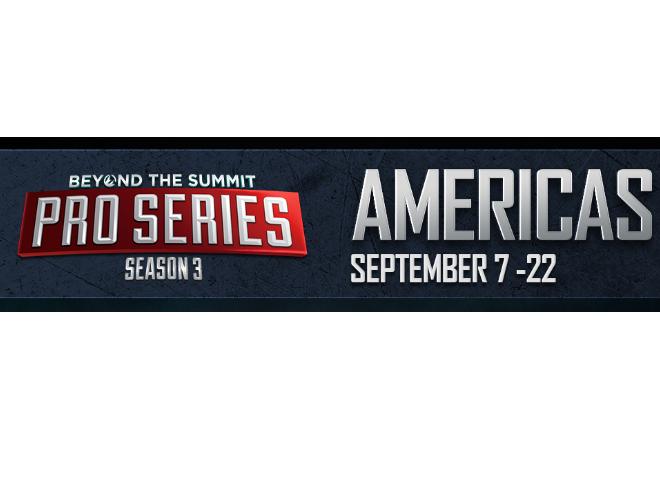 Foto de Dota 2: Conoce los Horarios de las Finales de la BTS Pro Series America Season 3