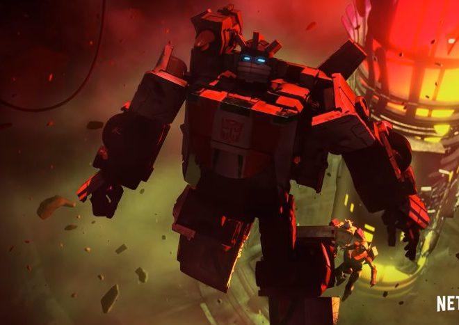 Foto de Primer Tráiler de – Transformers: La guerra por Cybertron – Trilogía – Salida de la Tierra