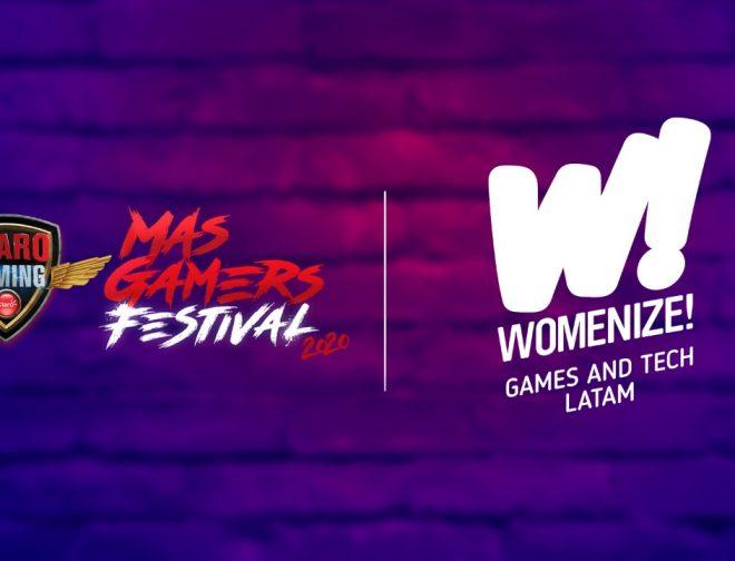 Fotos de Claro Gaming MasGamers Festival 2020, un evento inclusivo que se extiende a toda Latinoamérica