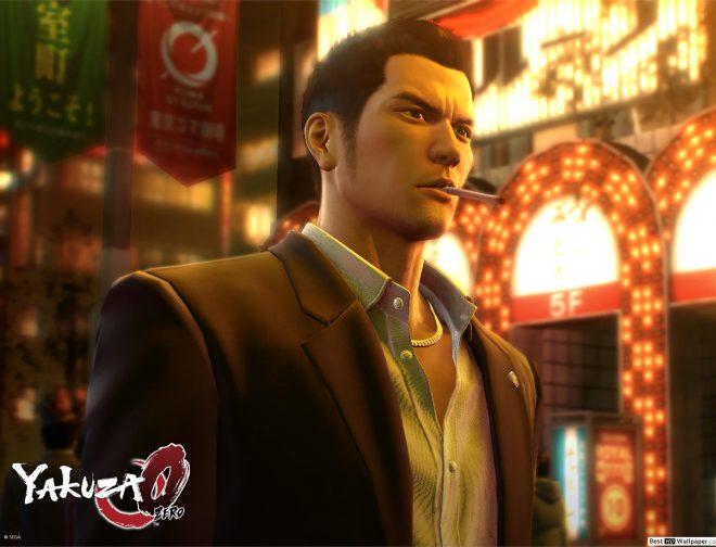 Fotos de Sega Está Desarrollando una Película Live-Action de Yakuza