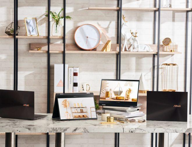 Fotos de Asus Lanza la Nueva ZenBook Flip la Laptop más Delgada del Mundo
