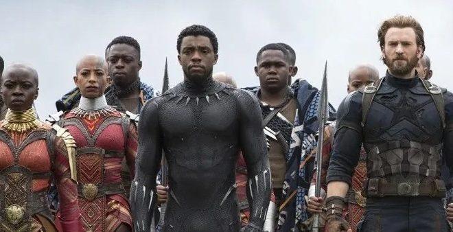 Fotos de Marvel preparó homenaje por el fallecimiento de Chadwick Boseman