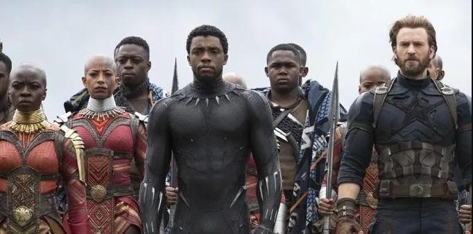 Foto de Marvel preparó homenaje por el fallecimiento de Chadwick Boseman