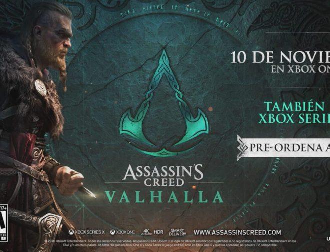 Fotos de Assassins Creed Valhalla nos muestra su trailer de historia