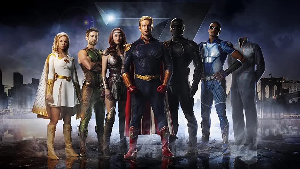 Foto de The Boys: cuando esta vez, los superhéroes son los villanos