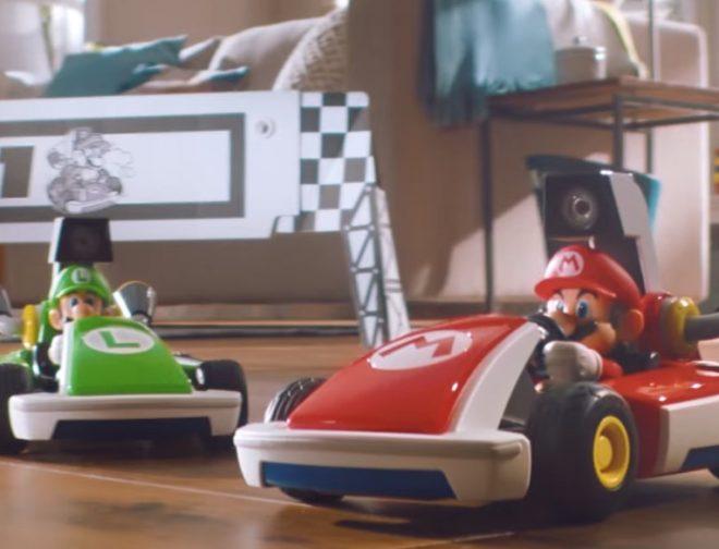 Fotos de Nintendo logra llevar Mario Kart al mundo real con vehículos a control remoto