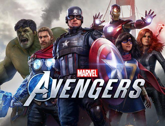 Fotos de La beta de Marvel's Avengers es la más descargada en PlayStation