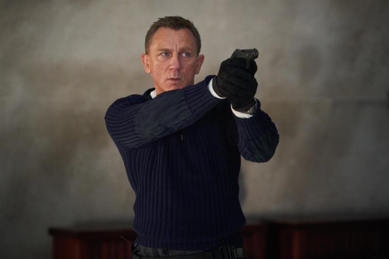 """Foto de Nuevo trailer de """"Sin Tiempo para Morir"""", la nueva cinta de James Bond"""